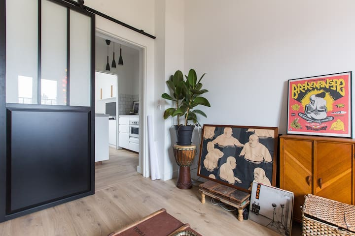 charming & cosy flat - Montmartre