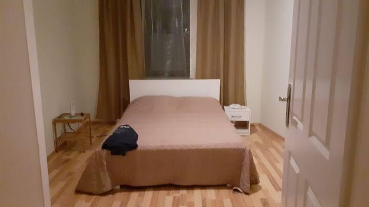 60qm Appartement mit voll ausgestattete Küche