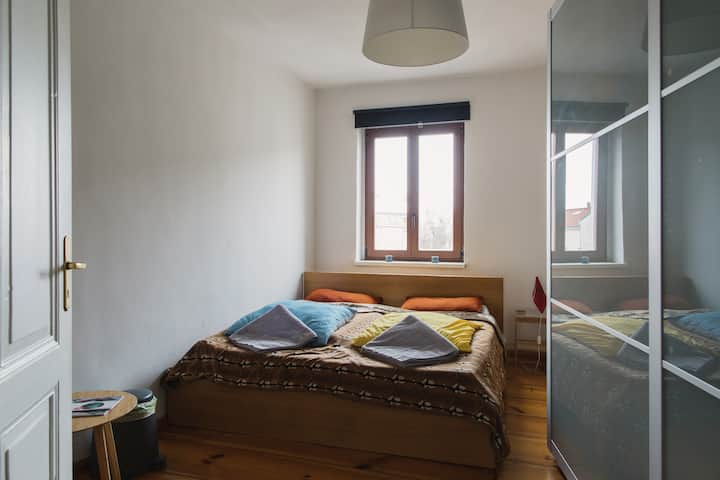 Nice cosy Room with modern Flat in Prenzlauer Berg