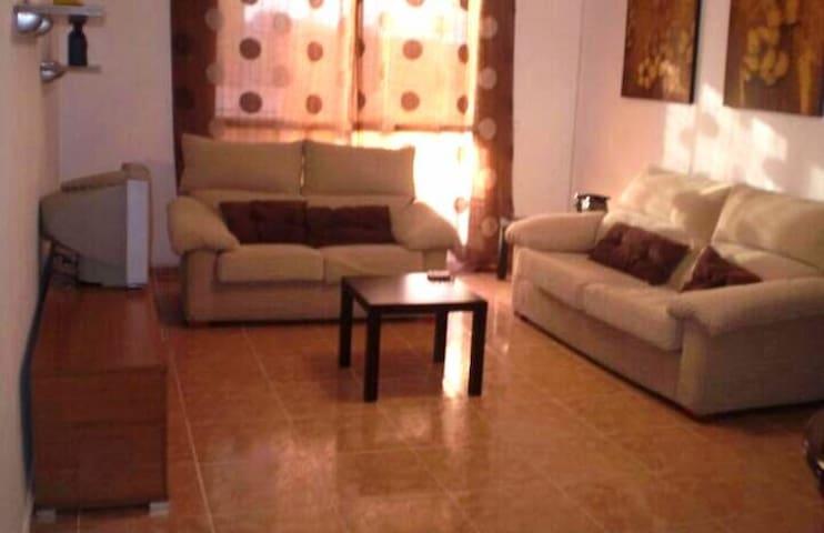 2 habitaciones (Centro)