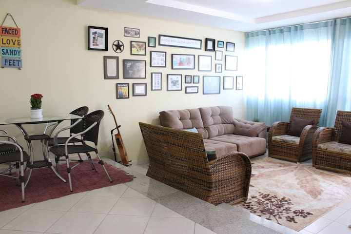 Lovely apartment during vacation! Superhost! - Cuiabá - Apartment