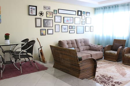 Lovely apartment during vacation! Superhost! - Cuiabá - Διαμέρισμα