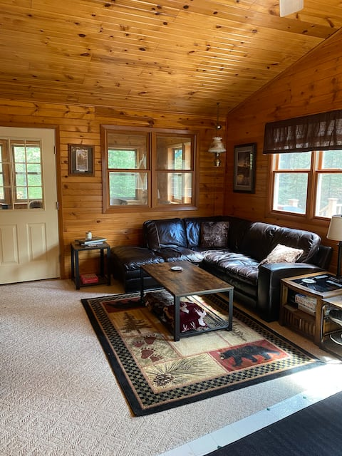 NEW! Cabin  in National Forest! ATV trails/WIFI!!