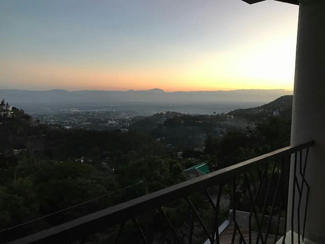 Pelerin3: Amazing view from a modern apart#1