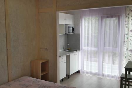 ЭРА - уютный дом с прекрасным видом в пгт Джубга