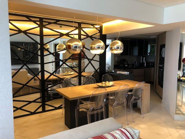 Apartamento Luxo Natal - Beira Mar.