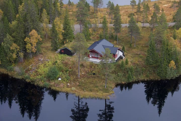 Beauitiful cabin with no neighbours