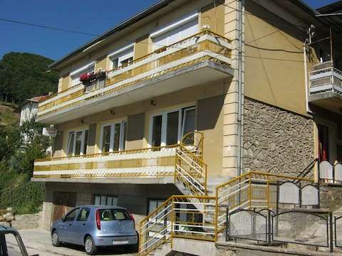 Studio 1 - Vince Apartments - Krusevo