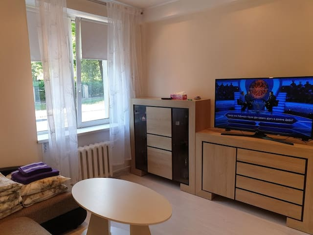 Studio apartment at the center of Tallinn