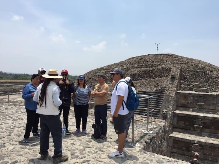 con gente linda de Perú