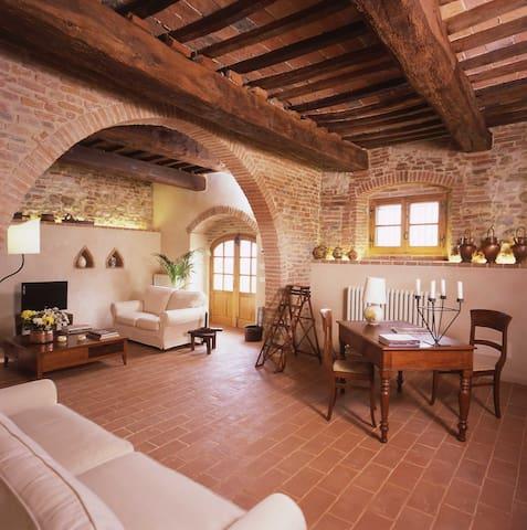 La casa di Ferni - Monteleone d'Orvieto - Casa de camp