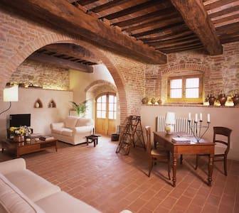 La casa di Ferni - Monteleone d'Orvieto - Villa