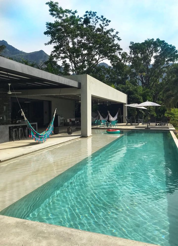 Medellin Jerico Colombia, luxury villa for family