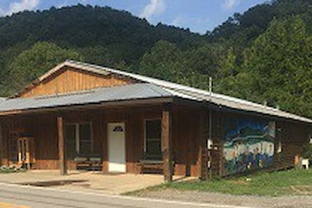 WV Flood Mission Center in Rosedale, West Virginia - Rosedale
