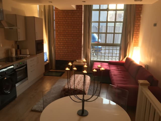 Brand new apartment in Leicester - Leicester - Wohnung