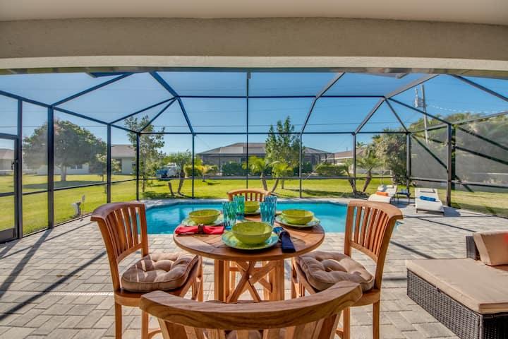 Villa de Grace -4 BR/ pool/ Xbox/ foosball table..
