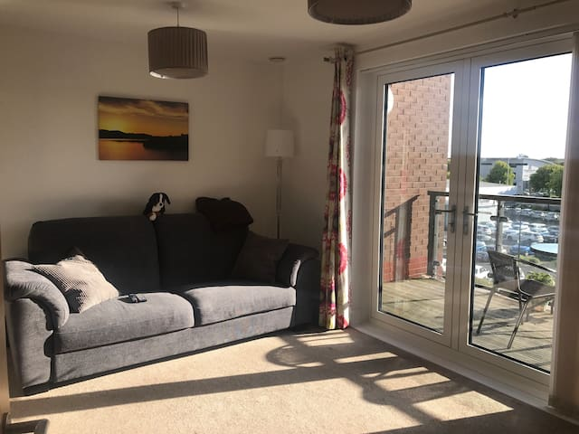 1 Bedroom Appartment with Balcony