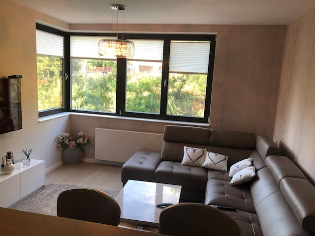 Dream apartment-luxury close to centre +car park