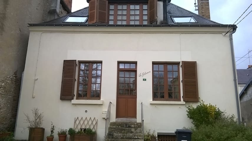 Chaleureuse maison de bourg - Artannes-sur-Indre