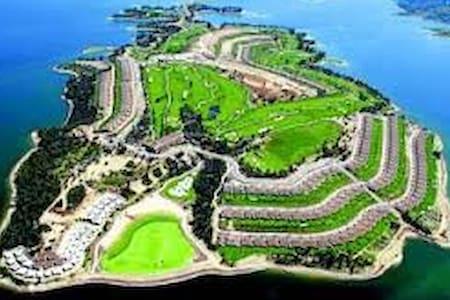 Villa-Golf-Vistas lujo Isla de Valdecañas - El Gordo