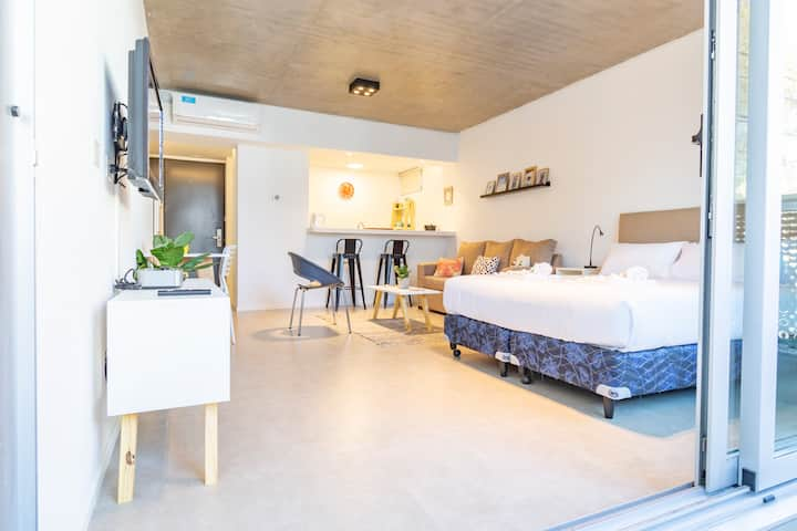 ✦ Premium Studio Home with Pool ✦Palermo Hollywood
