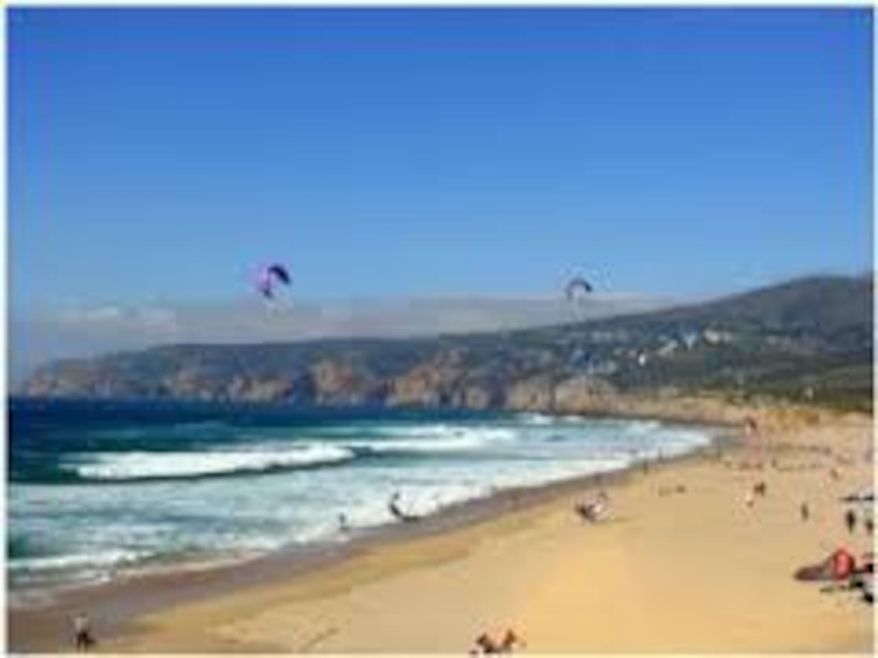Guincho beach  7 km