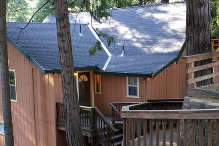 Sugar Pine Cabin - Twain Harte - Kisház