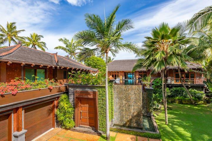 Hale Komodo-Oahu's Luxury North Shore Rental