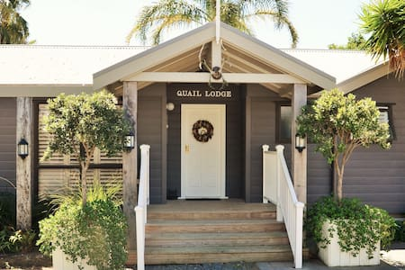 Quail Lodge, Matakana Area - Warkworth - Apartment