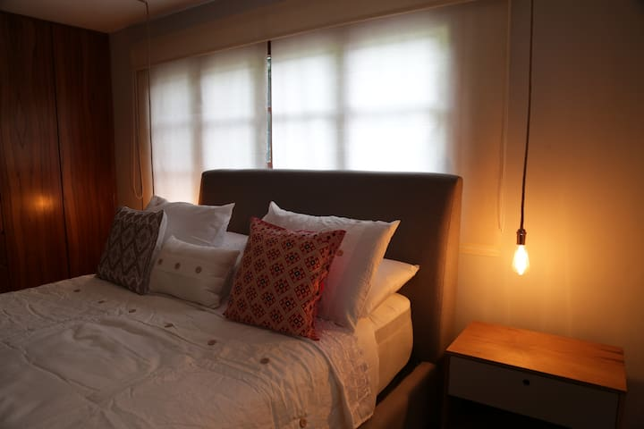 Amazing private room in the heart of Coyoacan