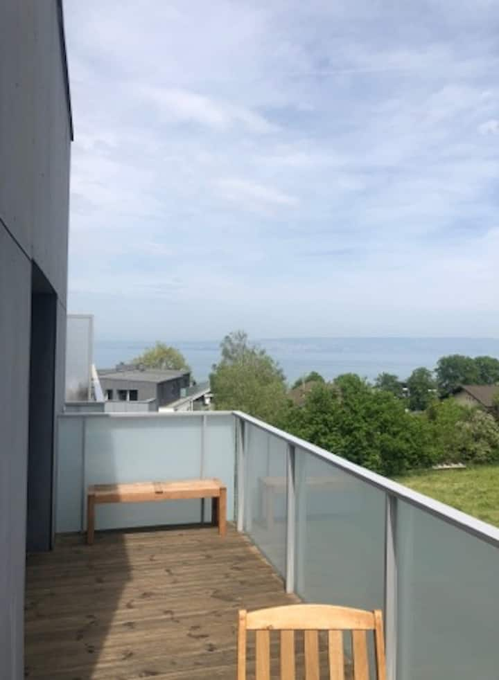 Appartement Evian - Vue Lac - Lake View