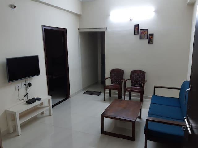 2 Bedroom Apartment (401), Rd # 10, Banjara Hills