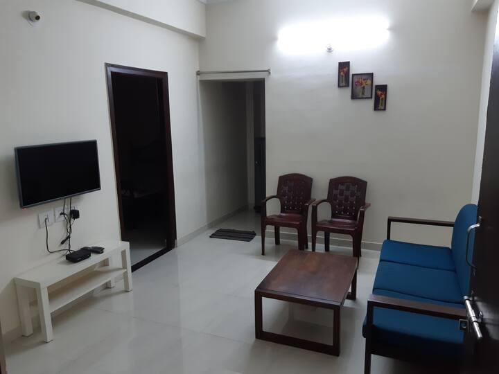 2 Bedroom Apartment (401), Rd # 10, Banjara Hills
