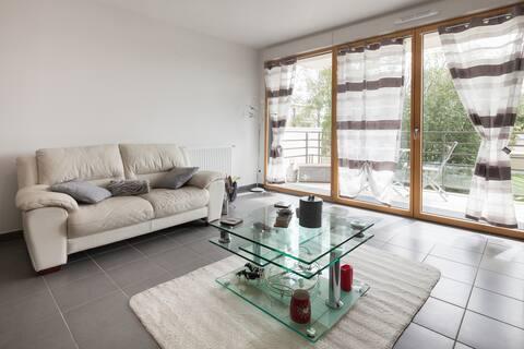 Appartement tout équipé proche de Rouen