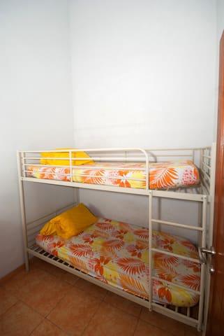 Bedroom 3 with Fan