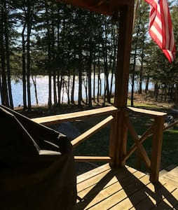 Beautiful Maine Get A Way - Waldoboro - Casa