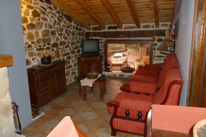 Preciosa casa rural - San Mamés - Haus