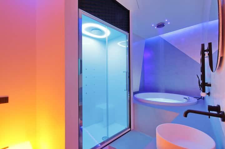Spa Bagno Turco E Jacuzzi In Appartamento 100mq Apartments For Rent In Rome Lazio Italy