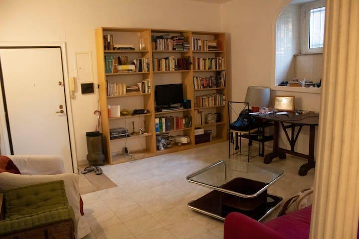 Comfy home near Viale Trastevere