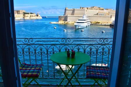 Valletta Views, Ta' Miguel Designer Suite, Senglea - Senglea - Wohnung