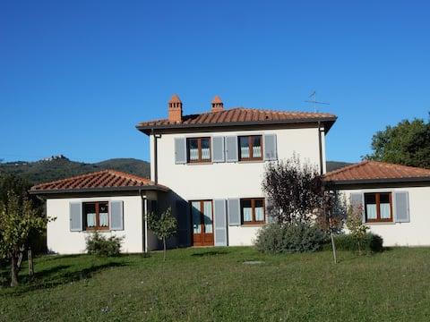 Casa Federica in Valdambra