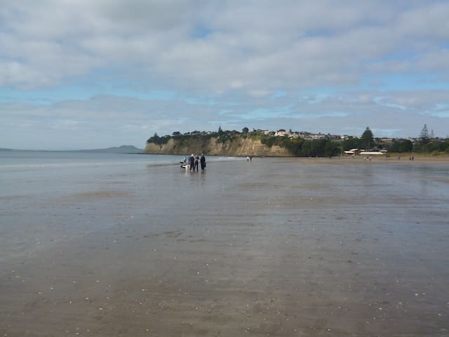 Seaward Cottage, explore Auckland from  Long Bay,- - Auckland - Pousada