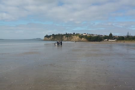 Seaward Cottage, explore Auckland from  Long Bay,- - 奥克兰 - 住宿加早餐