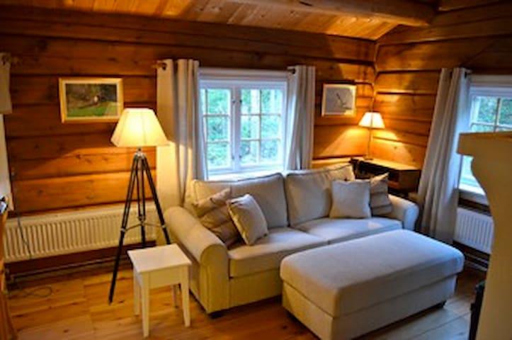 Søre Traasdahl hyttetun, Vetlstugu