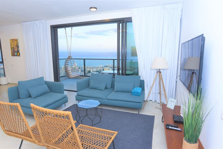 Nino Panoramic - 2Bdrm flat with Breathtaking View