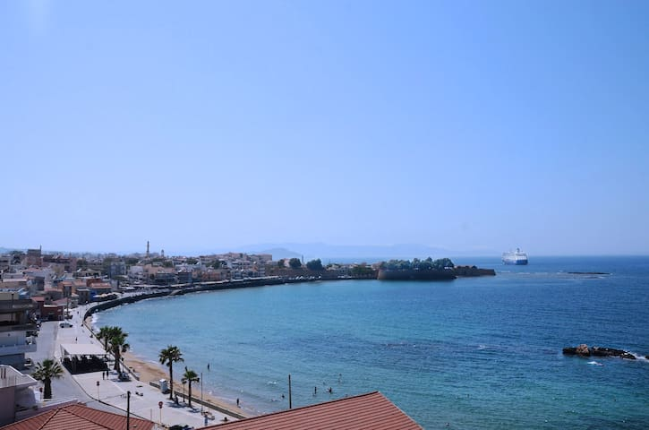 Penthouse, with  the best view in town - Chania - Apartemen