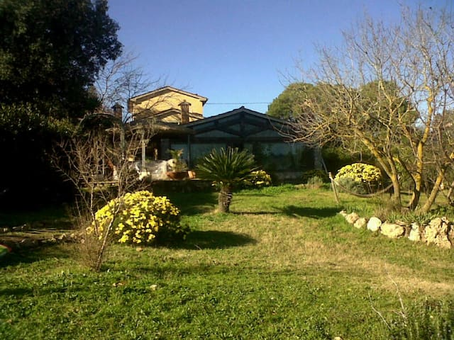 PODERE PEZZA - Capalbio - Villa