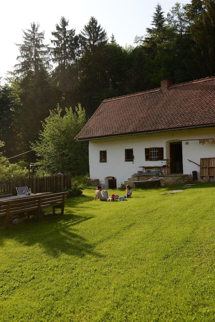 Lust auf 's Land/ Ferienhaus  Gollner