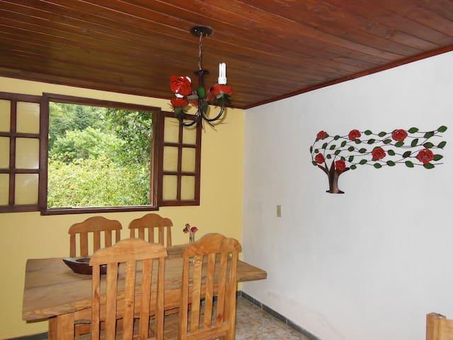 Casa Juca Barroso  São Pedro da Serra  RJ - São Pedro da Serra - Casa