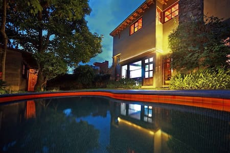 NICE HOUSE FOR FAMILIES & FRIENDS - San Miguel de Allende - House